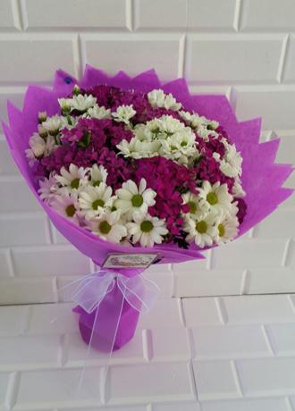alanya Çiçek Kır Çiçekleri