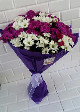 alanya Çiçek Kır Demeti
